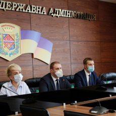 На засіданні регіональної комісії з питань ТЕБ і НС обговорили епідемічну ситуацію на Полтавщині