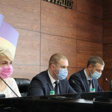 На засіданні регіональної комісії з питань ТЕБ і НС обговорили ряд важливих питань