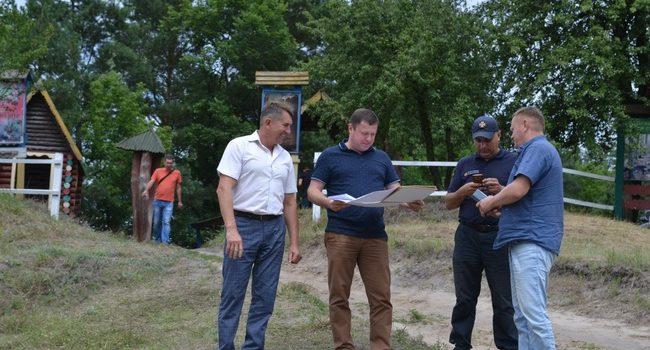 Перевірка виконання протипожежних вимог лісокористувачами