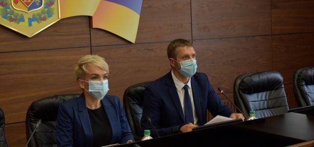 У двох містах та семи районах Полтавської області встановлено «жовтий» рівень епідемічної небезпеки