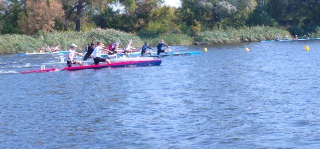 Всеукраїнські змагання з веслування на байдарках і каное пройшли без нещасних випадків