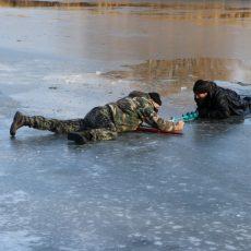 Обережно, небезпечний лід!