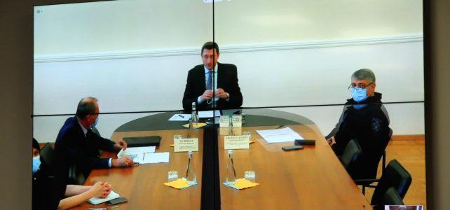 На засіданні Державної комісії з питань ТЕБ та НС обговорили готовність областей щодо ліквідації наслідків  ускладнення погодних умов