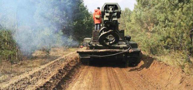 Державна комісія ТЕБ та НС затвердила заходи щодо запобігання лісовим пожежам