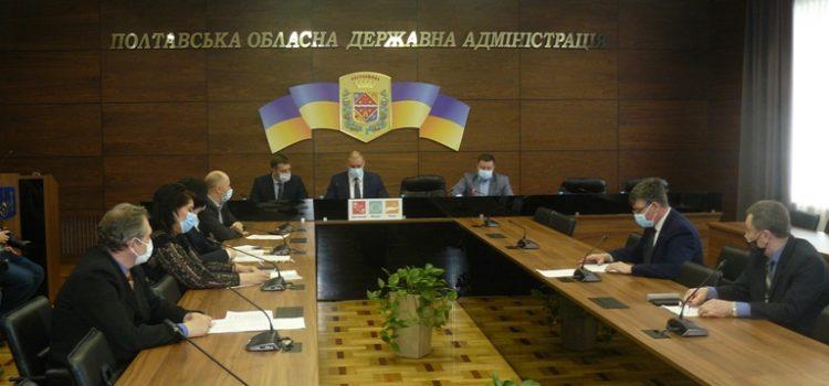 В області розпочалися дводенні навчально-методичні збори з питань цивільного захисту