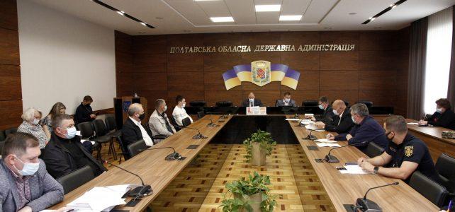 У липні в області планують провести командно-штабні навчання органів цивільного захисту