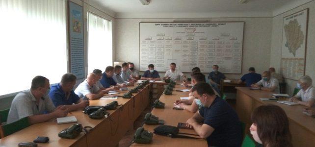 З 6 по 8 липня в Полтавській області проводитимуть командно-штабне навчання