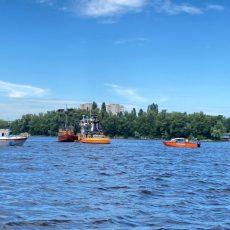 У Кременчуцькому районі ліквідовували наслідки умовних аварій