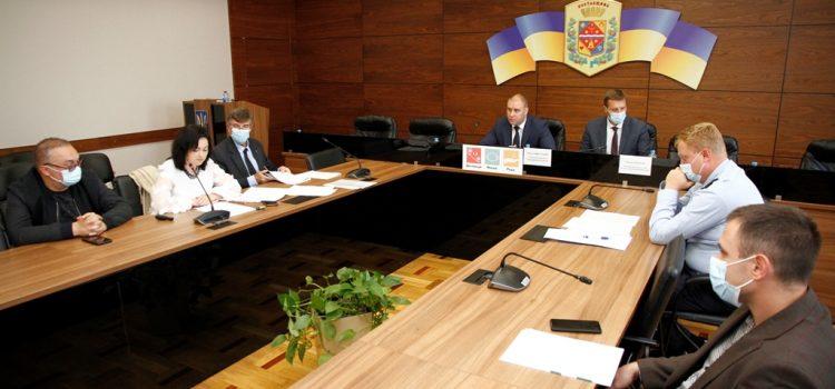 На засіданні регіональної ТЕБ і НС обговорили готовність до роботи в осінньо-зимовий період